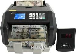 Royal Sovereign RBC-ES250 High Speed Currency Counter IR Counterfeit Detector