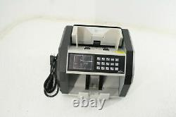 Royal Sovereign RSIRBCED250 High Speed 3 Phase Currency Counter Black/Silver