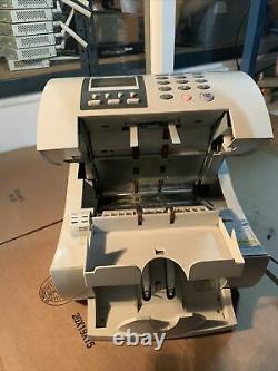SBM SHINWOO SB1000 MONEY CURRENCY COUNTER For Parts Non Working