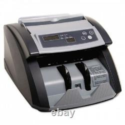 STEELMASTER(R) 5520UM Counterfeit Currency Detector, Black. Free Shipping