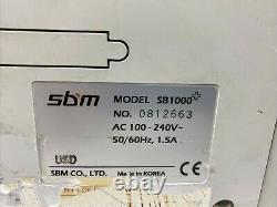 Sbm Sb1000 Currency Discriminator Bill Counter