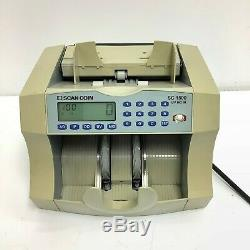 Scan Coin SC-1500 Currency Counter Machine