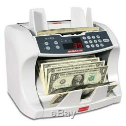 Semacon S-1225 Bill Currency Counter