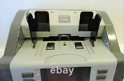 Semacon S-2500 Series Banking Grade Currency Discriminator Two Pocket NOB NEW