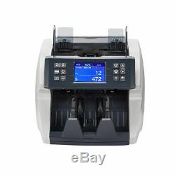 Smart Machine Multi Currency Counter and Calculate Total Amount 110V/220V