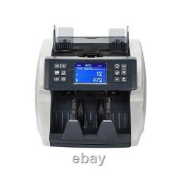 Smart Machine Multi Currency Counter and Calculate Total Amount 110V/220V m