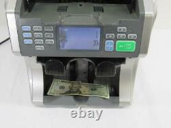 TBS NGENE Currency Discriminator Sorter Money Counter