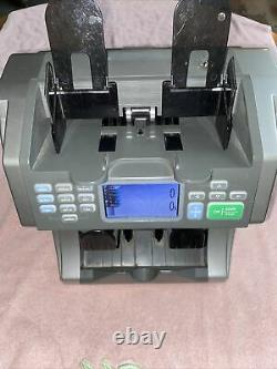 TBS NGENE Currency Money Counter Sorter Mixed denomination & counterfeit N GENE