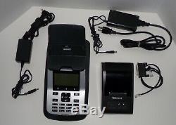 Tellermate T-ix 3500 Currency Money Counter & STP-103IIG/TMS Thermal Printer