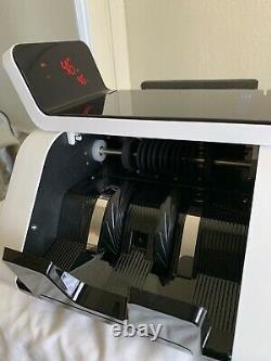 Touch Screen Money Counter Black Machine Vintage Ben Bill Multi Currency Baller