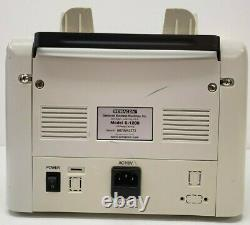 Used Semacon (S-1200) Bank Grade Currency Counter