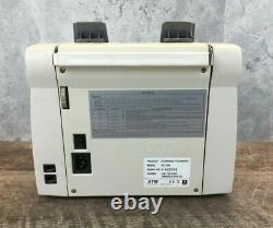 XTM Currency Counter XC-150 Money Bill Counter withAC Adapter Powers on, Untested
