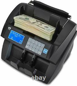 ZZap NC30 Bill Counter & Counterfeit Detector Money Cash Currency Machine
